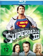 Superman III - Der stählerne Blitz Filmplakat