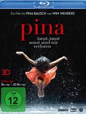 Pina (2 Discs) Filmplakat
