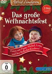 Astrid Lindgren - Das große Weihnachtsfest (2 Discs, nur für den Buchhandel) Filmplakat