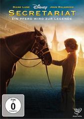 Secretariat - Ein Pferd wird zur Legende Filmplakat