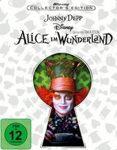Alice im Wunderland (Steelbook) Filmplakat