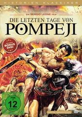 Die letzten Tage von Pompeji (2 Discs) Filmplakat