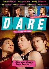 Dare - Hab' keine Angst, tu's einfach! (OmU) Filmplakat