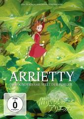 Arrietty - Die wundersame Welt der Borger Filmplakat