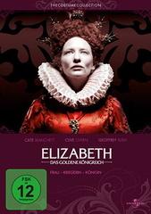 Elizabeth: Das goldene Königreich (The Costume Collection) Filmplakat