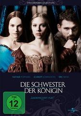 Die Schwester der Königin (The Costume Collection) Filmplakat