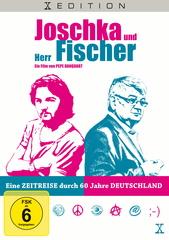Joschka und Herr Fischer Filmplakat
