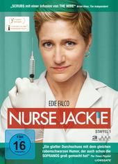 Nurse Jackie - Staffel 1 (3 Discs) Filmplakat