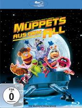 Muppets aus dem All Filmplakat