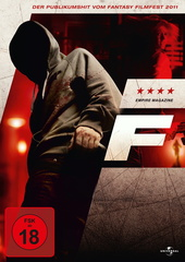 F - London Highschool-Massaker Filmplakat