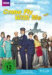 Come Fly with Me - Die komplette erste Staffel (2 Discs) Filmplakat