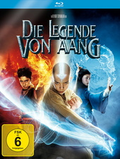 Die Legende von Aang (Steelbook) Filmplakat