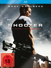 Shooter (Steelbook) Filmplakat