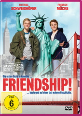 Friendship! Filmplakat
