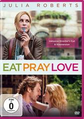 Eat, Pray, Love (Director's Cut) Filmplakat