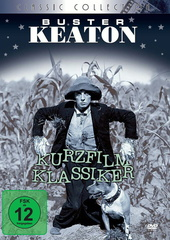Buster Keaton Collection - Kurzfilm Klassiker Filmplakat