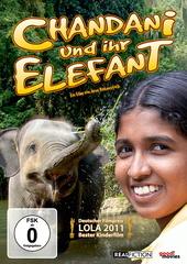 Chandani und ihr Elefant Filmplakat