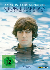 George Harrison: Living in the Material World (2 Discs) Filmplakat
