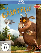 Der Grüffelo Filmplakat