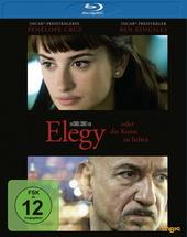 Elegy oder die Kunst zu lieben Filmplakat