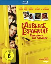 L' Auberge Espagnole - Barcelona für ein Jahr Filmplakat