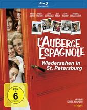 L' Auberge Espagnole - Wiedersehen in St. Petersburg Filmplakat