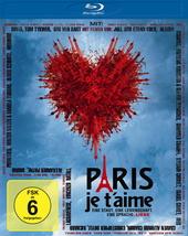 Paris je t'aime Filmplakat