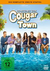 Cougar Town - Die komplette zweite Staffel (4 Discs) Filmplakat