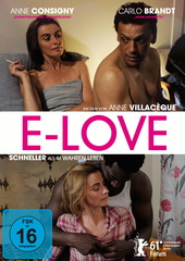 E-Love - Schneller als im wahren Leben Filmplakat