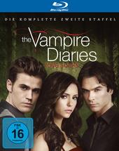 The Vampire Diaries - Die komplette zweite Staffel (4 Discs) Filmplakat