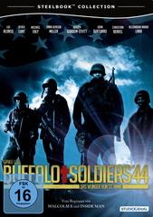 Buffalo Soldiers '44 - Das Wunder von St. Anna (Steelbook Collection) Filmplakat