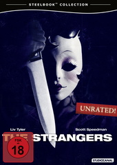 The Strangers (Steelbook Collection, Unrated) Filmplakat