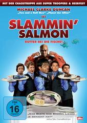 Slammin' Salmon - Butter bei die Fische! Filmplakat