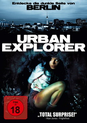 Urban Explorer Filmplakat