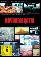 Koyaanisqatsi - Prophezeiung Filmplakat