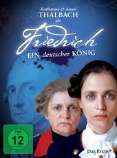Friedrich - Ein deutscher König Filmplakat