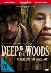 Deep in the Woods - Verschleppt und geschändet Filmplakat