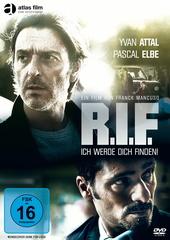 R.I.F. - Ich werde dich finden Filmplakat