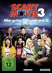 Scary Movie 3 Filmplakat