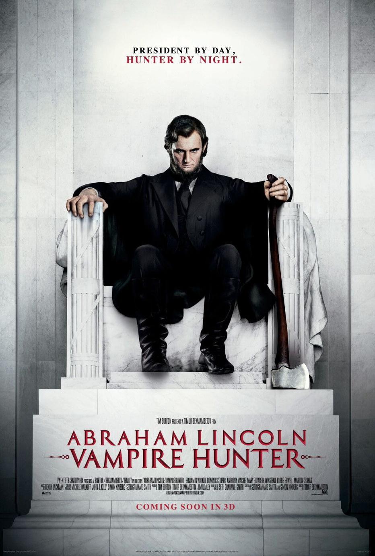 Abraham Lincoln Vampirjäger Fsk