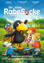 Der kleine Rabe Socke - Filmplakat