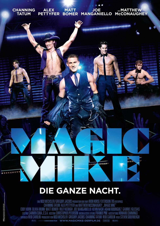 Magic Mike Ganzer Film Deutsch