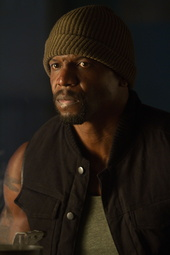 Terry Crews Filmbild 727300 Expendables 2, The / Terry Crews