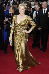 Meryl Streep Künstlerporträt 707570 Meryl Streep / 84rd Annual Academy Awards - Oscars / Oscarverleihung 2012