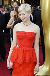Michelle Williams Künstlerporträt 707576 Michelle Williams / 84rd Annual Academy Awards - Oscars / Oscarverleihung 2012