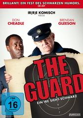 The Guard - Ein Ire sieht schwarz Filmplakat