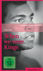 When We Were Kings Filmplakat
