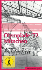 Olympiade 72 München Filmplakat