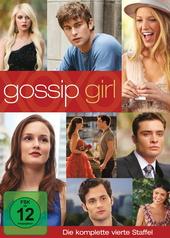 Gossip Girl - Die komplette vierte Staffel Filmplakat