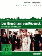 Der Hauptmann von Köpenick (Berlin Edition) Filmplakat
